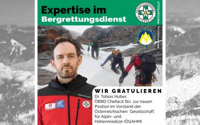 Expertise im Bergrettungsdienst