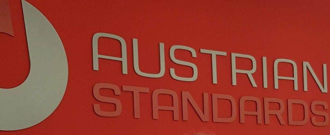 Austrian Standards – der ÖBRD wirkt mit