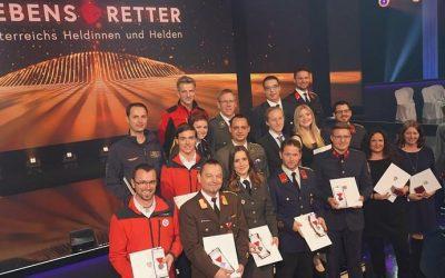 """""""Lebensretter 2018: Österreichs Heldinnen und Helden"""" im ORF"""