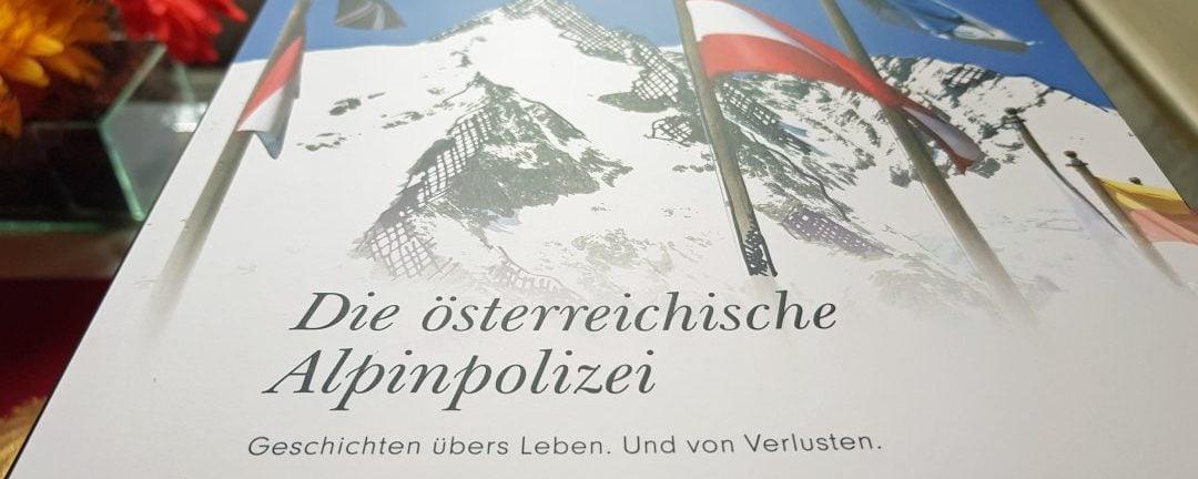 Alpinpolizei – Auszeichnungen und Buchpräsentation