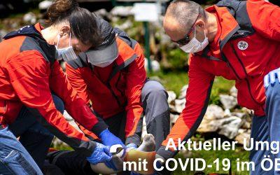 Herausfordernde Zeiten für die Landes- und Bundesverbandsärzte im ÖBRD