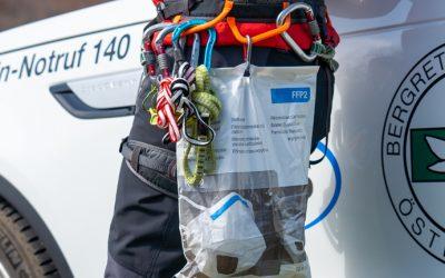 Bergrettungsappell: Verzicht auf gefährliche Bergsportaktivitäten mit hohem Verletzungsrisiko