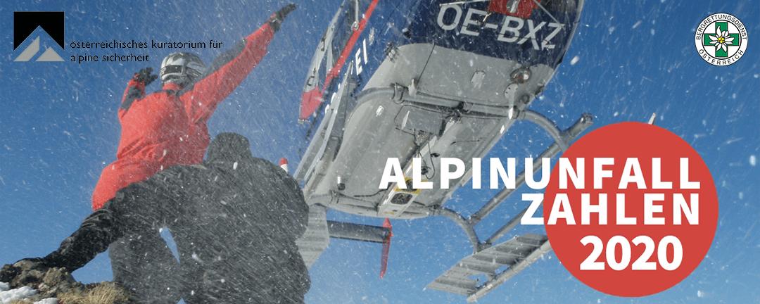 Alpinunfälle in Österreich 2020