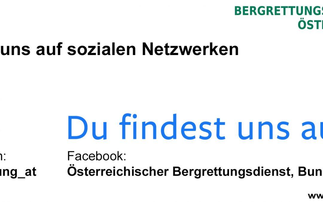 ÖBRD Öffentlichkeitsarbeit: Inhalte und sociale Medien